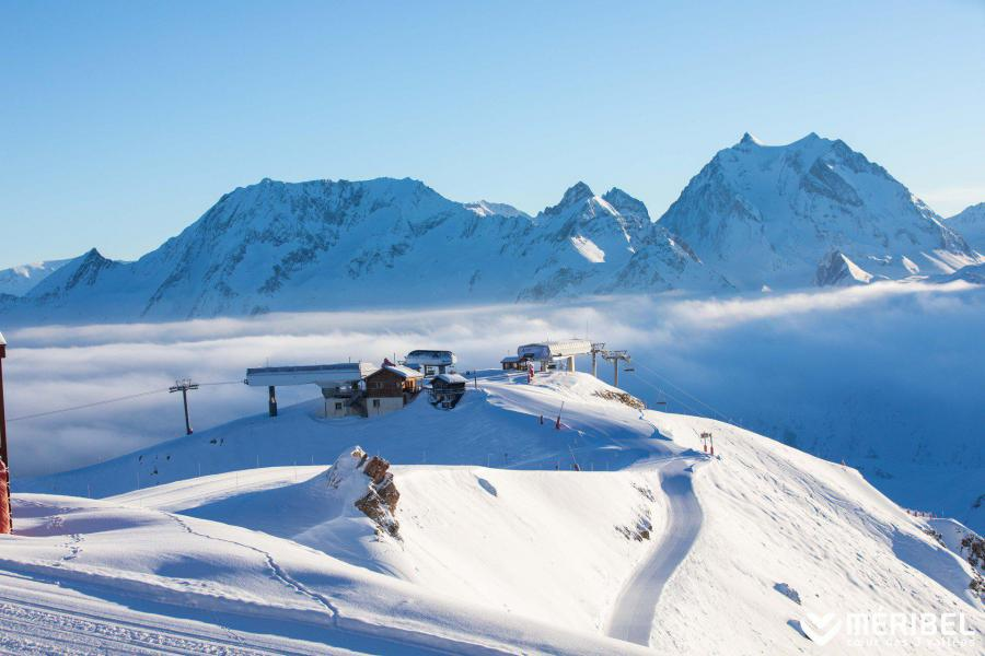 Vacaciones en montaña Résidence le Kristor - Méribel