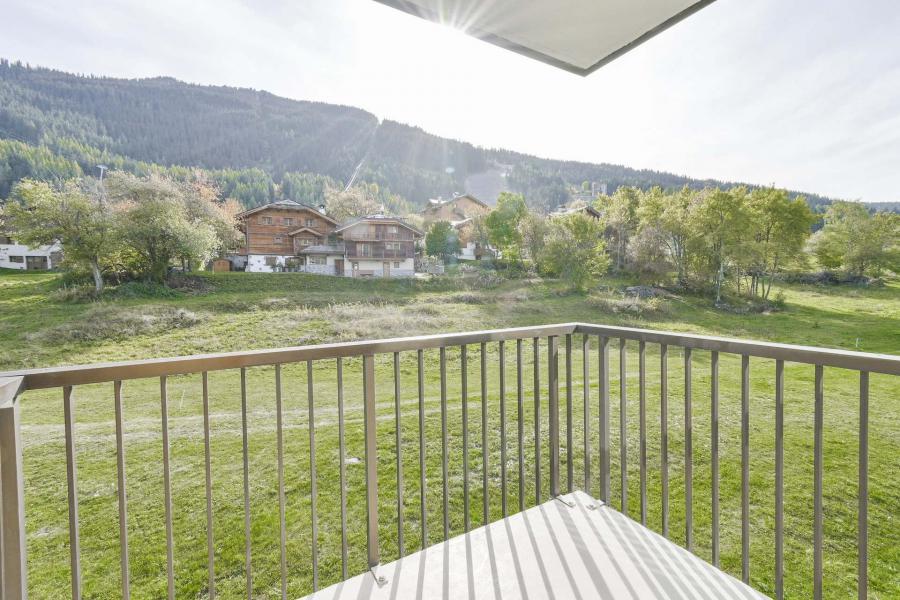 Wakacje w górach Apartament 3 pokojowy 6 osób (37) - Résidence le Lac - Courchevel - Na zewnątrz latem