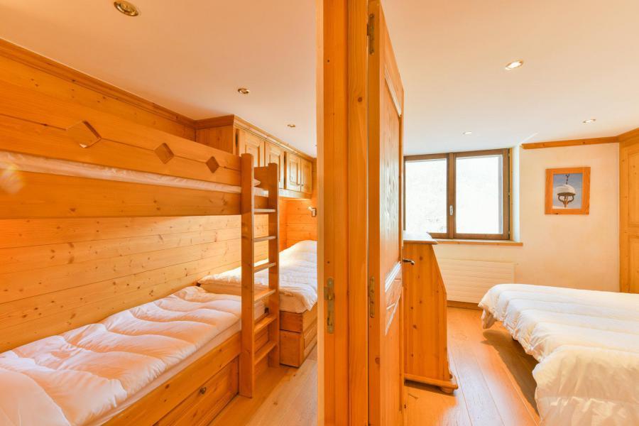 Wakacje w górach Apartament 3 pokojowy 6 osób (35) - Résidence le Lac - Courchevel - Łóżkami piętrowymi