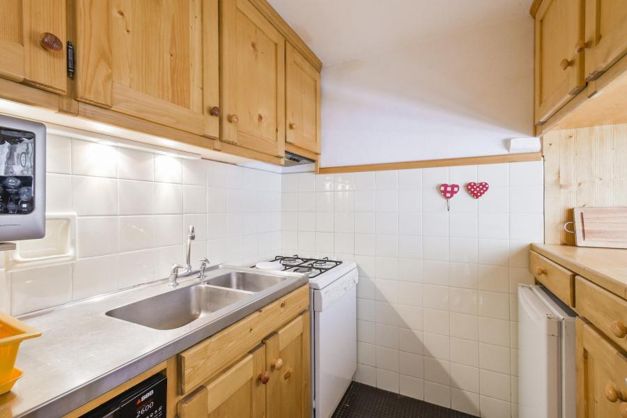 Wakacje w górach Apartament 3 pokojowy 6 osób (37) - Résidence le Lac - Courchevel - Aneks kuchenny