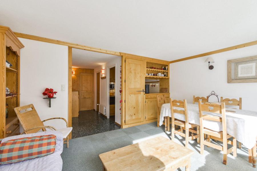 Wakacje w górach Apartament 3 pokojowy 6 osób (37) - Résidence le Lac - Courchevel - Pokój gościnny