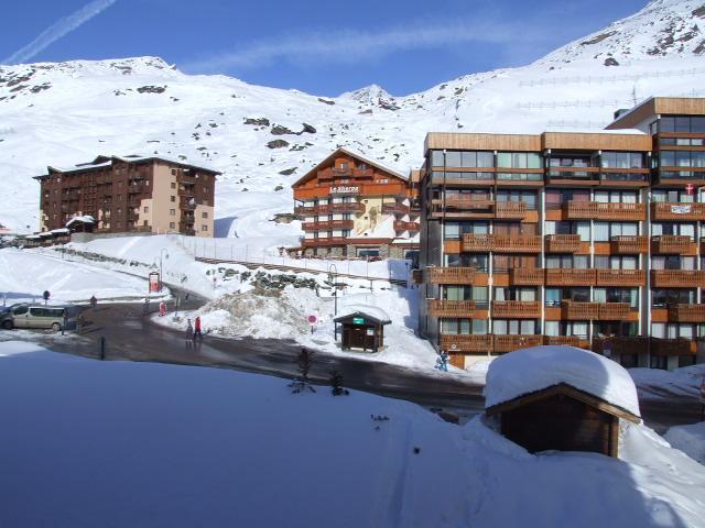 Vacances en montagne Studio 4 personnes (609) - Résidence le Lac Blanc - Val Thorens