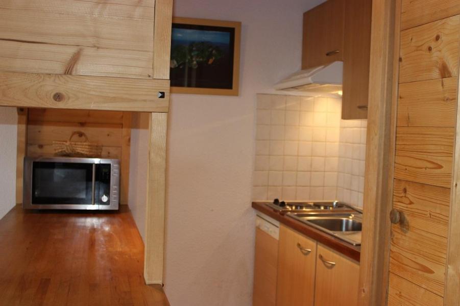 Vacances en montagne Studio coin montagne 4 personnes (503) - Résidence le Lac Blanc - Val Thorens