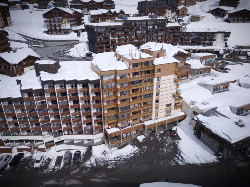 Vacances en montagne Studio coin montagne 4 personnes (409) - Résidence le Lac Blanc - Val Thorens
