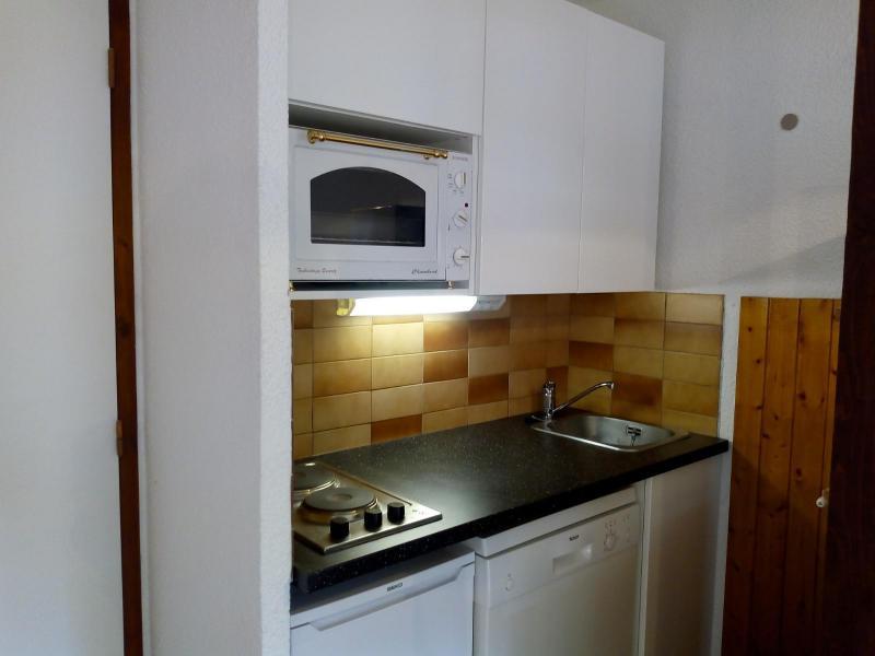 Vacances en montagne Appartement 2 pièces 4 personnes (G04) - Résidence le Lac Blanc - Méribel-Mottaret