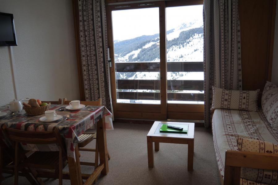 Vacaciones en montaña Estudio para 4 personas (E01) - Résidence le Lac Blanc - Méribel-Mottaret - Alojamiento