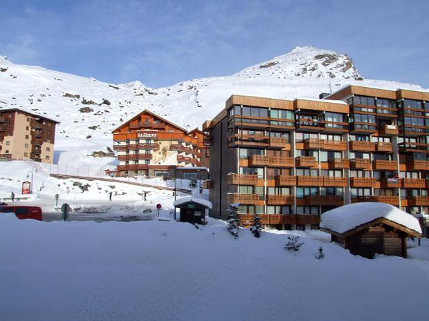 Vacances en montagne Studio 4 personnes (507) - Résidence le Lac Blanc - Val Thorens - Kitchenette