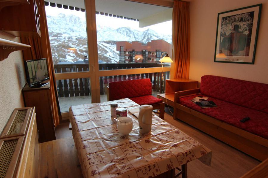 Vacances en montagne Appartement 2 pièces 4 personnes (404) - Résidence le Lac du Lou - Val Thorens