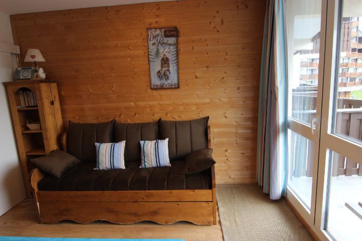 Vacances en montagne Studio 3 personnes (105) - Résidence le Lac du Lou - Val Thorens