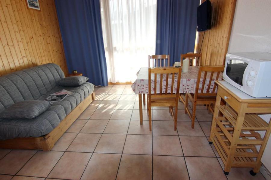 Vacances en montagne Studio 4 personnes (2) - Résidence le Lac du Lou - Val Thorens