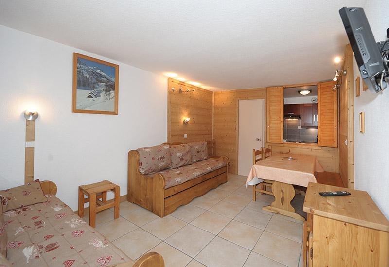 Vakantie in de bergen Appartement 2 kamers 5 personen (LC0112) - Résidence le Lac du Lou - Les Menuires - Bedbank