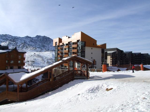 Vacances en montagne Appartement 2 pièces 4 personnes (1) - Résidence le Lac du Lou - Val Thorens - Salle d'eau
