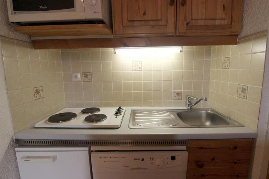Vacances en montagne Appartement 2 pièces 4 personnes (404) - Résidence le Lac du Lou - Val Thorens - Cuisine