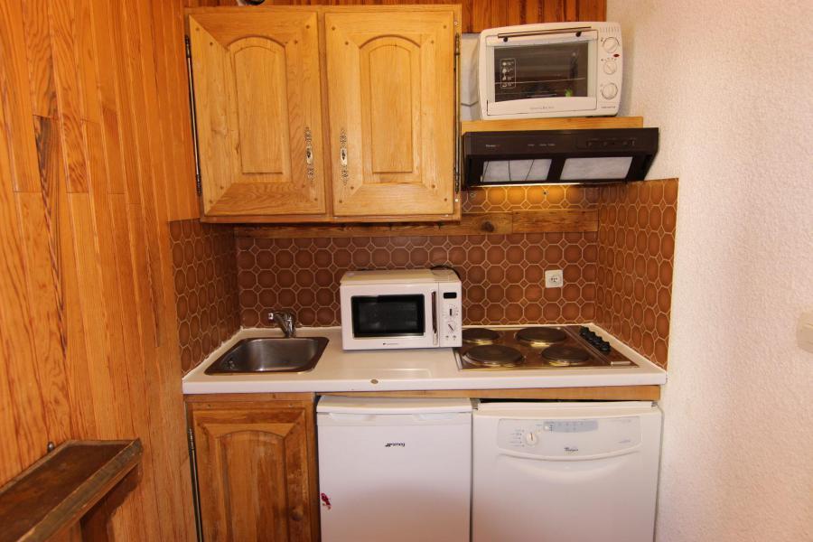 Vacances en montagne Appartement 2 pièces 5 personnes (101) - Résidence le Lac du Lou - Val Thorens - Cuisine