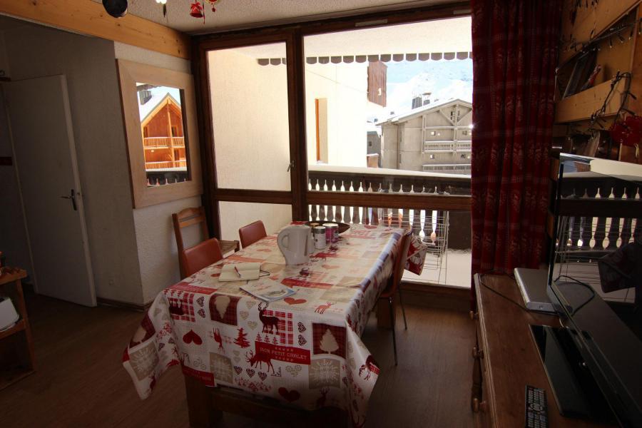 Vacances en montagne Appartement 2 pièces 5 personnes (101) - Résidence le Lac du Lou - Val Thorens - Séjour