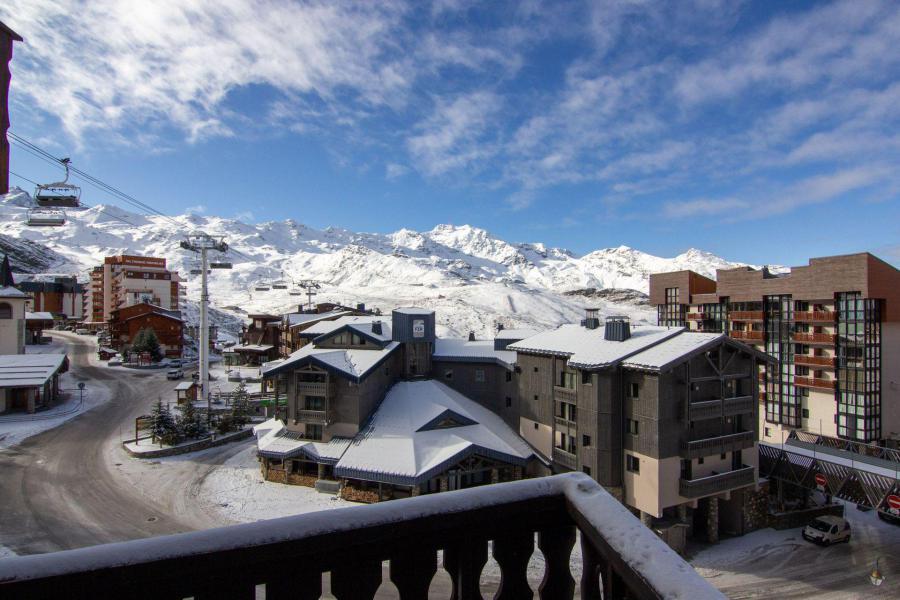 Vacances en montagne Appartement 2 pièces 6 personnes (307) - Résidence le Lac du Lou - Val Thorens - Séjour