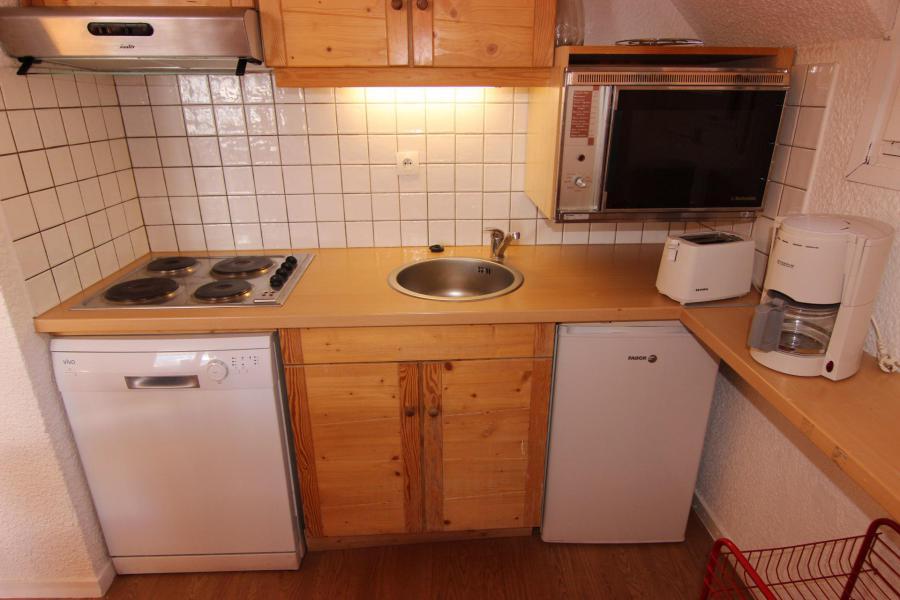 Vacances en montagne Appartement 3 pièces 6 personnes (412) - Résidence le Lac du Lou - Val Thorens - Cuisine
