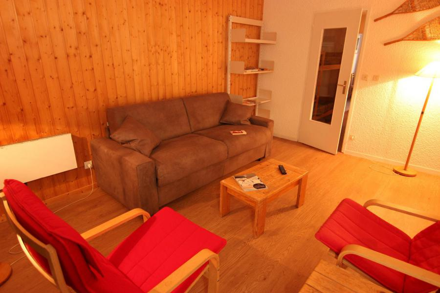 Vacances en montagne Appartement 3 pièces 6 personnes (412) - Résidence le Lac du Lou - Val Thorens - Séjour