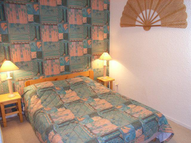 Vacances en montagne Appartement 3 pièces 6 personnes (706) - Résidence le Lac du Lou - Val Thorens - Chambre