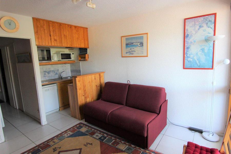 Vacances en montagne Appartement 3 pièces 6 personnes (706) - Résidence le Lac du Lou - Val Thorens - Séjour
