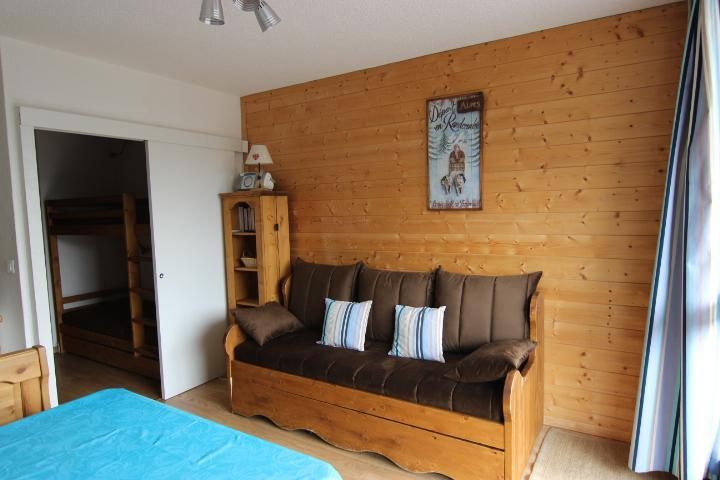 Vacances en montagne Studio 3 personnes (105) - Résidence le Lac du Lou - Val Thorens - Séjour