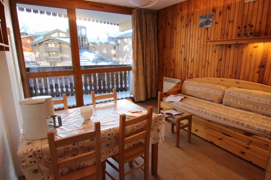 Vacances en montagne Studio 4 personnes (10) - Résidence le Lac du Lou - Val Thorens - Séjour