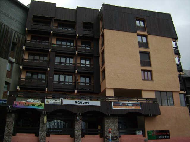 Location au ski Appartement 2 pièces 6 personnes (924) - Residence Le Laus - Risoul - Extérieur été