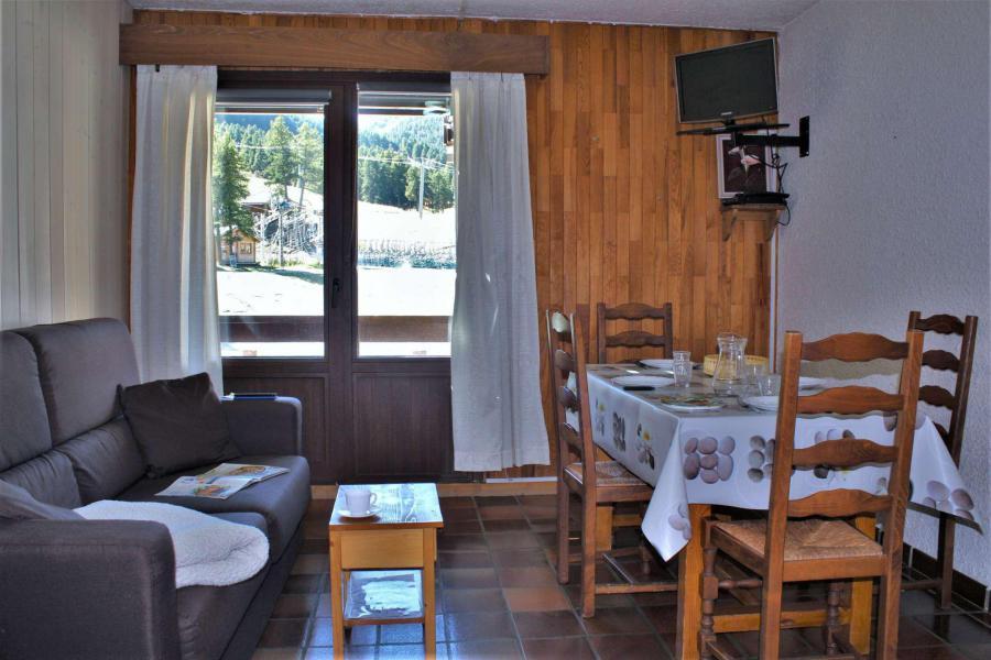Vacaciones en montaña Estudio -espacio montaña- para 4 personas (03) - Résidence le Laus - Risoul