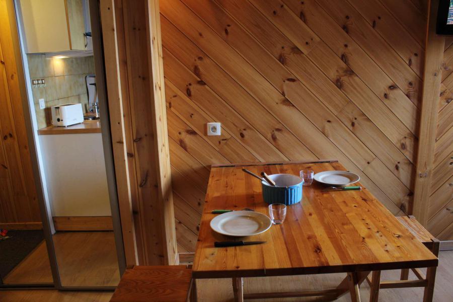 Vacaciones en montaña Estudio para 2 personas (111) - Résidence le Laus - Risoul - Kitchenette