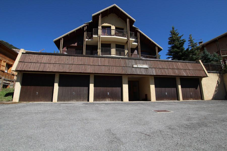 Wakacje w górach Apartament duplex 2 pokojowy 4 osób (LAUROE) - Résidence le Lauzin - Montgenèvre
