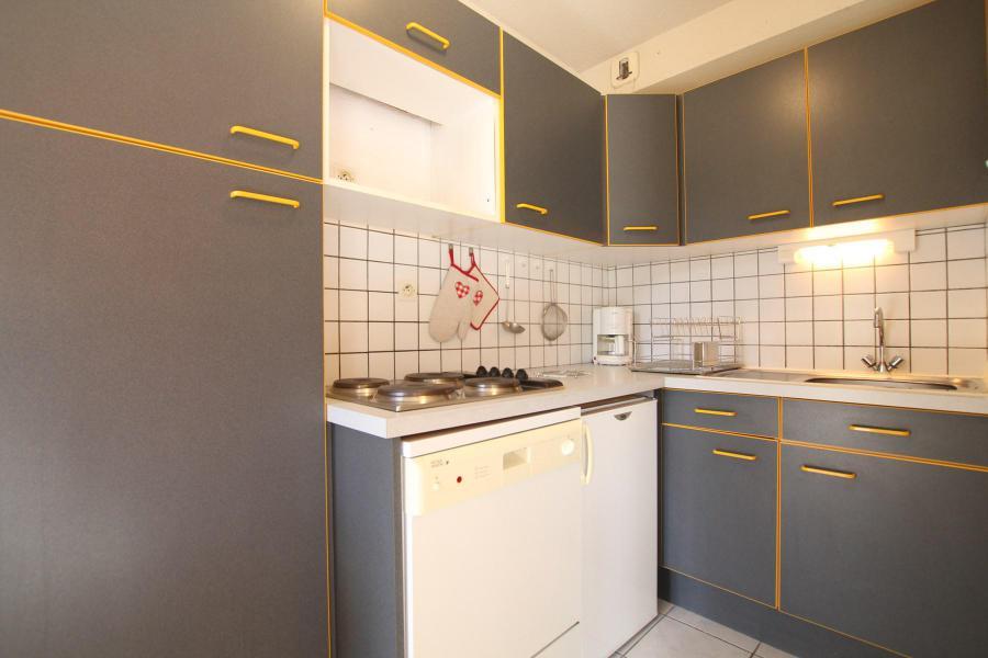 Wakacje w górach Apartament duplex 2 pokojowy 4 osób (LAUROE) - Résidence le Lauzin - Montgenèvre - Kuchnia