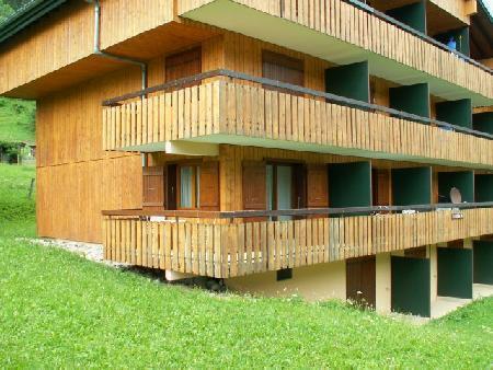 Vacaciones en montaña Résidence le Linga - Châtel