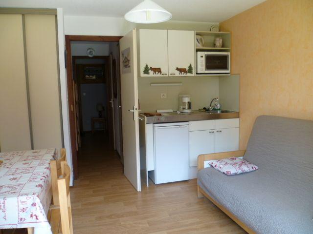 Vacaciones en montaña Apartamento 2 piezas para 4 personas (201) - Résidence le Linga - Châtel - Estancia