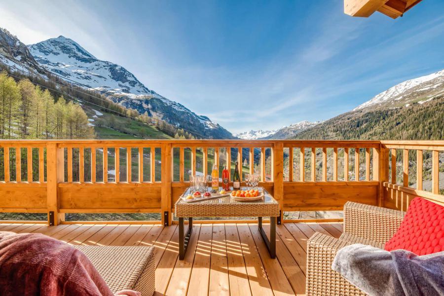 Wakacje w górach Apartament duplex 5 pokojowy 10 osób (15P) - Résidence le Lodge des Neiges C - Tignes