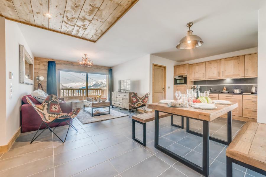Wakacje w górach Apartament 3 pokojowy 8 osób (06P) - Résidence le Lodge des Neiges C - Tignes