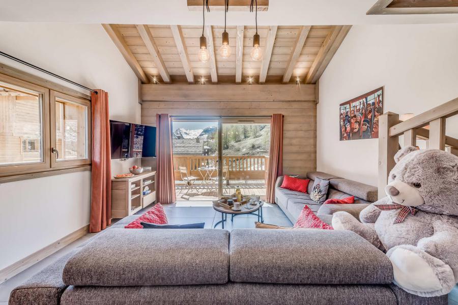 Wakacje w górach Apartament duplex 4 pokojowy 8 osób (12P) - Résidence le Lodge des Neiges C - Tignes