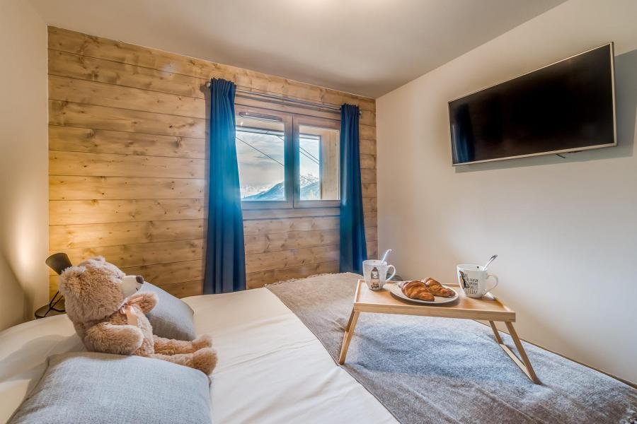 Wakacje w górach Apartament 3 pokojowy 6 osób (01P) - Résidence le Lodge des Neiges C - Tignes