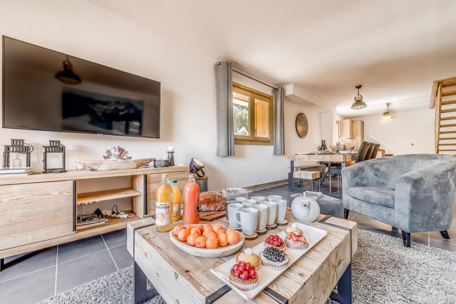 Wakacje w górach Apartament duplex 5 pokojowy 8 osób (20P ) - Résidence le Lodge des Neiges C - Tignes - Zakwaterowanie
