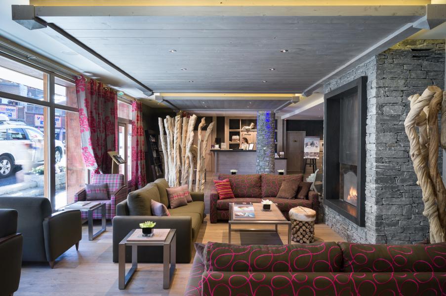 Vacances en montagne Résidence le Lodge Hemera - La Rosière - Réception