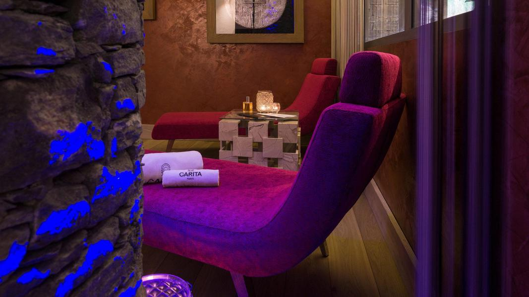 Vacances en montagne Résidence le Lodge Hemera - La Rosière - Relaxation