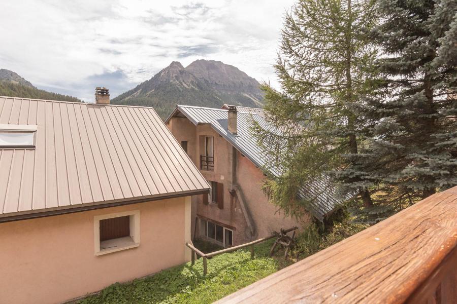 Wakacje w górach Apartament duplex 2 pokojowy 6 osób (003) - Résidence le Lumio - Montgenèvre - Na zewnątrz latem