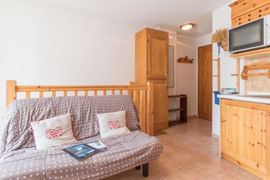 Wakacje w górach Apartament duplex 2 pokojowy 6 osób (003) - Résidence le Lumio - Montgenèvre - Ławką