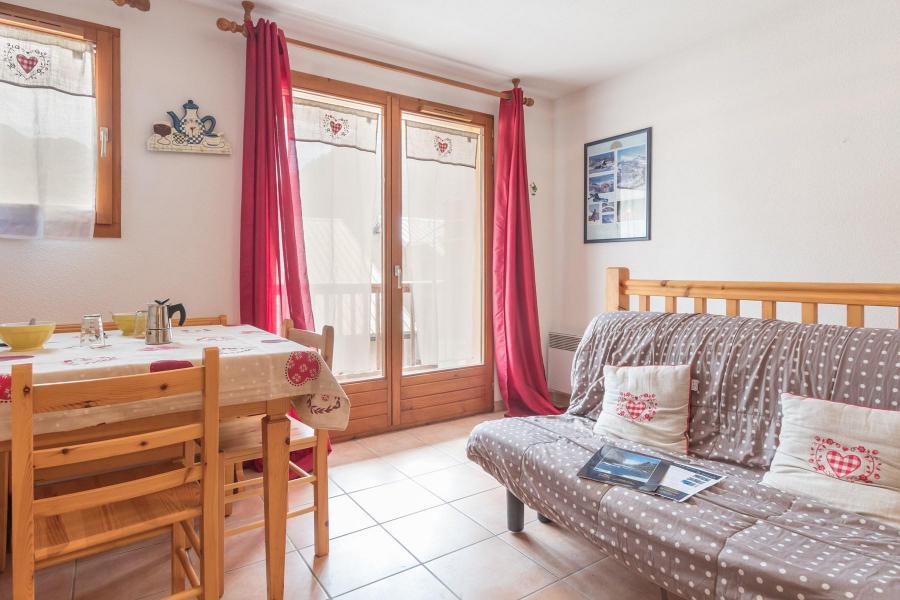 Wakacje w górach Apartament duplex 2 pokojowy 6 osób (003) - Résidence le Lumio - Montgenèvre - Pokój gościnny