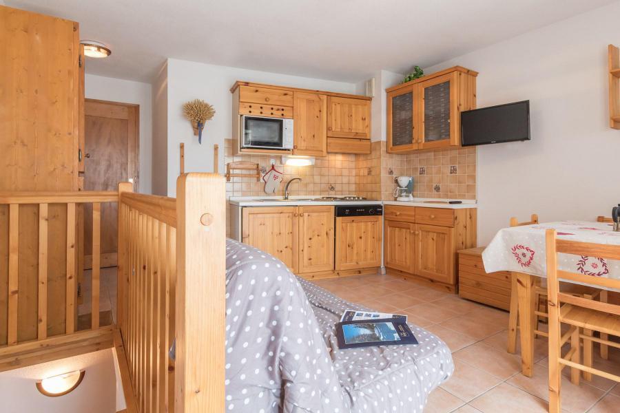 Wakacje w górach Apartament duplex 2 pokojowy 6 osób (003) - Résidence le Lumio - Montgenèvre - Sofą