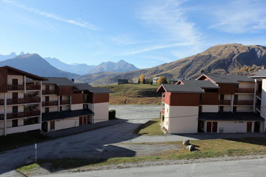 Wakacje w górach Apartament 3 pokojowy 6 osób (201) - Résidence le Lys - La Toussuire - Na zewnątrz latem