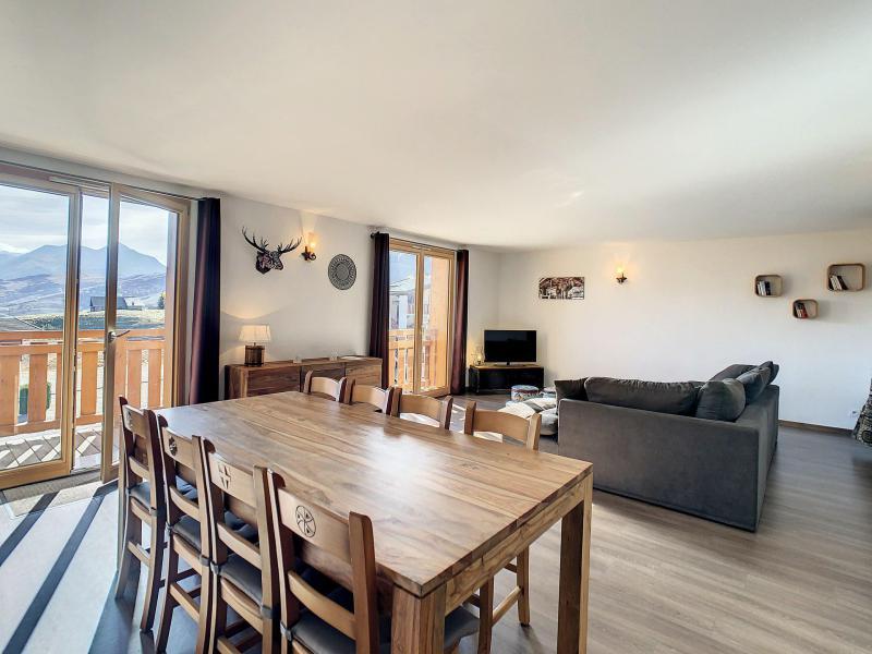 Wakacje w górach Apartament 3 pokojowy z alkową 8 osób (202) - Résidence le Lys - La Toussuire - Aneks kuchenny