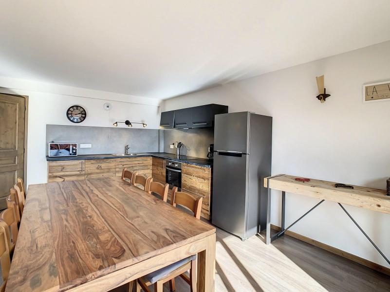 Wakacje w górach Apartament 3 pokojowy z alkową 8 osób (202) - Résidence le Lys - La Toussuire - Prysznicem