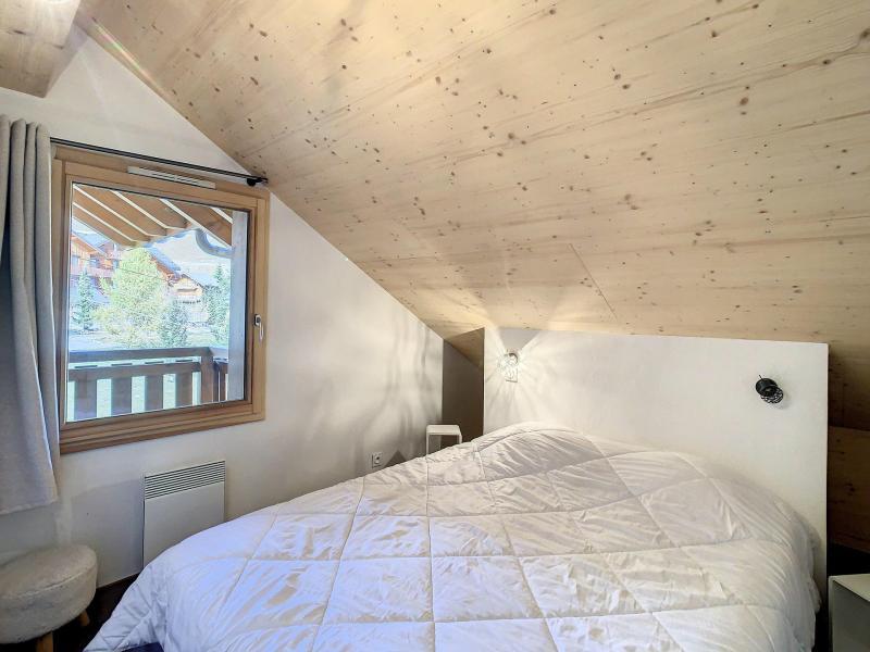 Wakacje w górach Apartament 4 pokojowy 10 osób (301) - Résidence le Lys - La Toussuire - Łóżkem małżeńskim
