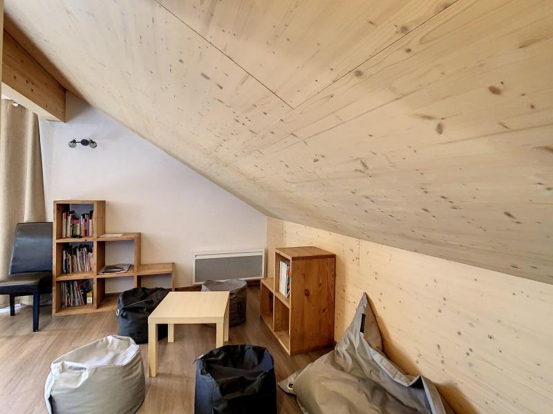 Wakacje w górach Apartament 4 pokojowy 10 osób (301) - Résidence le Lys - La Toussuire - Pokój gościnny