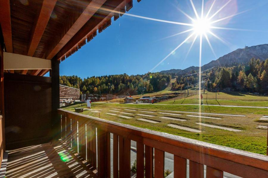 Vacances en montagne Appartement 2 pièces 5 personnes (25) - Résidence le Makalu - La Plagne - Extérieur été